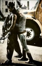 Daryl and Beth by caarloos2612