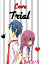 Love Trial (LukaxKaito/KaitoxLuka) ~One-shoot Vocaloid~ by BeCAVi