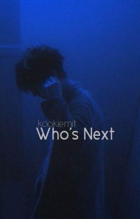 Who's Next ; Jikook by kookiemit