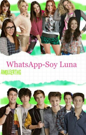WhatsApp / SoyLuna (1 Temporada)