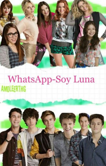 WhatsApp / SoyLuna (1 Temporada)