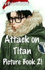 Attack On Titans Pictures 2! by PotatoGirl58