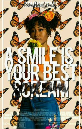 A Smile is Your Best Scream by DamnArtemis