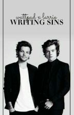 writing sins // larry psycho!Louis by lwrrie