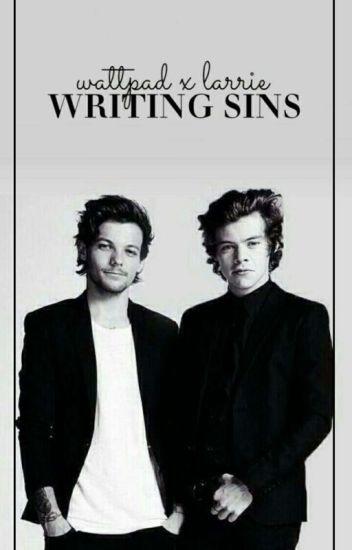 writing sins // larry psycho!Louis