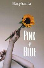 Pink & Blue // Tronnor by lilacyfranta