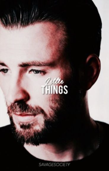 Little Things ☇ C. Evans (REWRITING)