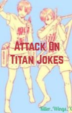 Attack on Titan Jokes and Memes by Killer_Wings_X