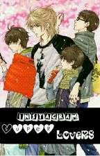 Instagram Super Lovers ❤ by -Haren_Larsson