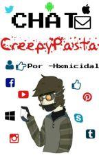 Chat Creepypasta by -Hxmicidal