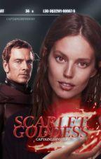 Scarlet Goddess → Erik Lehnsherr  [1] by captainlehnsherr