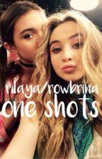 Rilaya / Rowbrina One-Shots [CONVERTED] by -regionalz