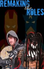 ❌Remaking the Roles❌ ||WWE|| (PART 2) by -findingadress