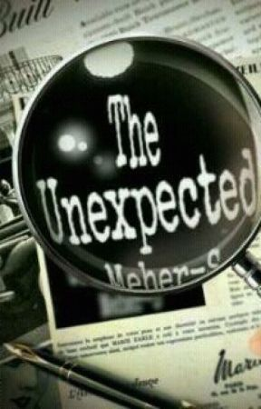 The Unexpected (Envelope) #Wattys2016 by Meher-S