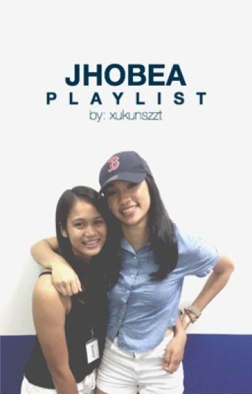 JhoBea Playlist