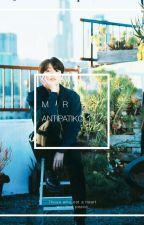 Mr.Antipatiko by TaehyUnicorn95