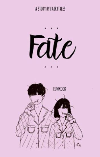 「 fate 」;  eunha jungkook