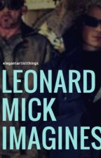(ON HOLD) Leonard Snart/Mick Rory Imagines by tamii_to