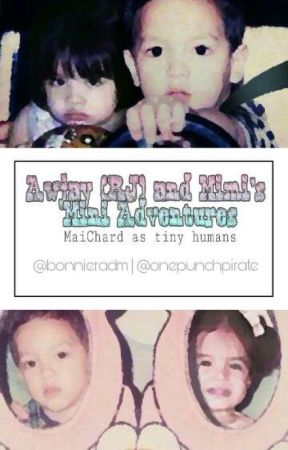 Awjay (RJ) And Mimi's Mini Adventure by bonnieradm