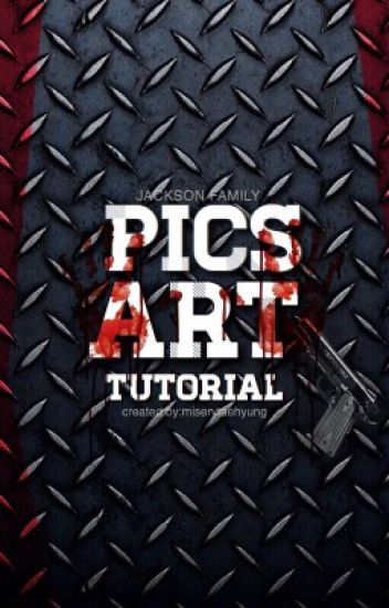Jackson Family PicsArt Tutorials