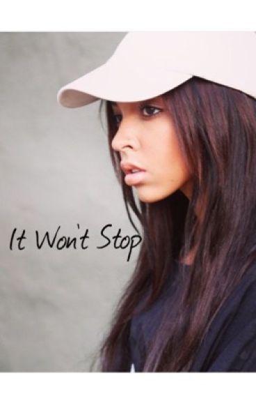 It Won't Stop [ Chris Brown ].