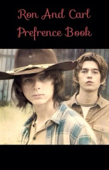 Ron and Carl preference book (TWD)
