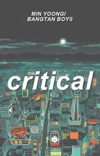 critical | min yoongi by akinonymouss