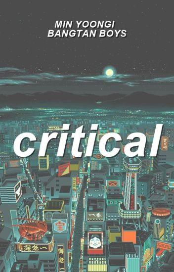 critical | min yoongi