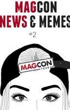 Magcon News & Memes #2 by ChonGrierDallas