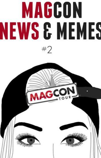 Magcon News & Memes #2