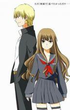 Fate/Stay Gakuen | Gilgamesh x OC: Hinako Suzuhana (AU) by HanaYume23