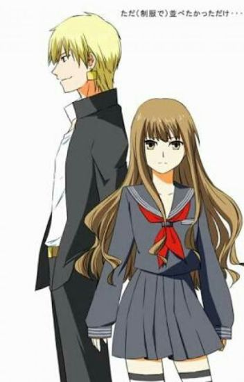 Fate/Stay Gakuen | Gilgamesh x OC: Hinako Suzuhana (AU)