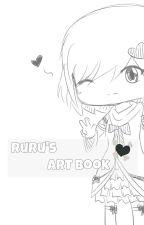 Ruru's Art book by RuruDaPanda