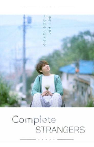 Complete Strangers || Jeon Jungkook