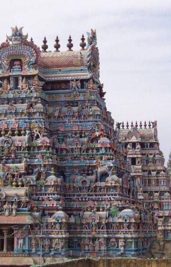 Srirangam Temple - Trichy