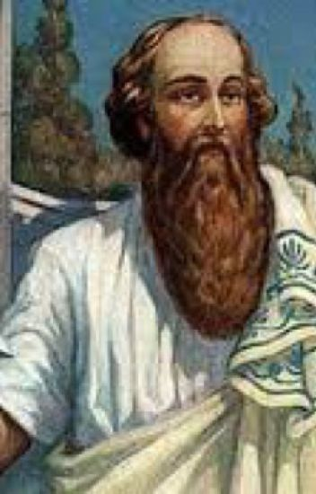 Pythagoras X reader || oneshot