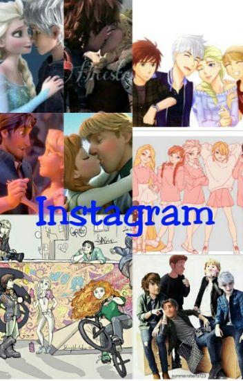 Instagram Hiccstrid Jelsa Krisstanna,flincunzel #Timetowin-2016-verano