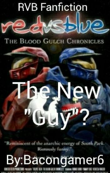 "The New ""Guy""? (RvB Fanfiction)"