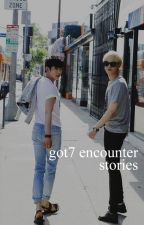 got7 encounter stories by parkgae