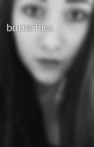 butterflies by VictoriaKuftina