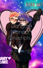 DanganRonpa One shots~!  by _The_Anime_Addict_