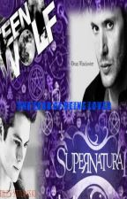 the fear  of being loved     (Stiles Stilinski  y Dean Winchester) by Hopeline1