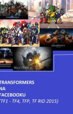 TRANSFORMERS na Facebooku by BlueErill