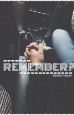 Remember? by AdelaKmecov