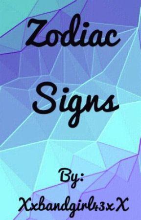 Zodiac Signs  by kal0pal