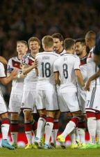 The German Dreamteam: The STORY by Ikker_TheChosenOne