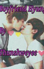 Boyfriend Hyung 18+ by thunshweyee
