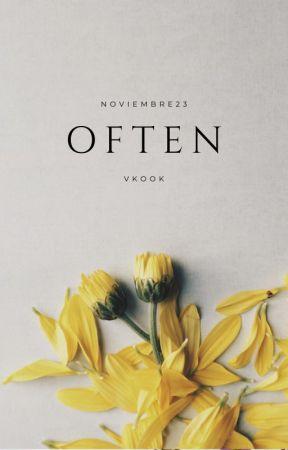 Often; VKook by noviembre23