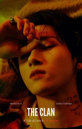 01: the clan | monsta x √ by susheep