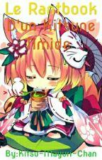 Le Rantbook d'un Kitsune Timide  by Kitsu-Mayuri-Chan